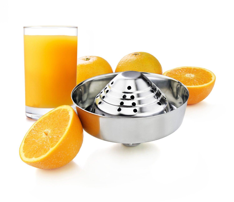 Orange Lemon Juicers ~ Hand press manual fruit juicer juice squeezer citrus