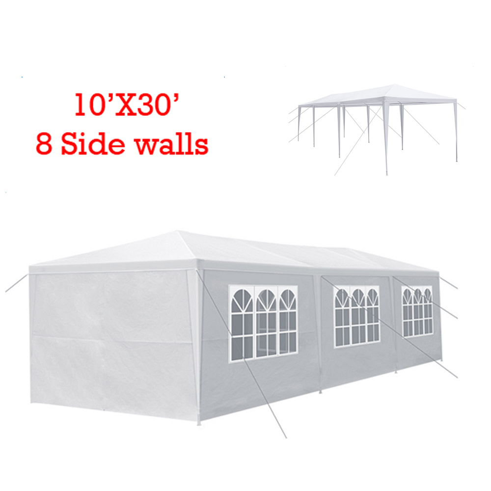 outdoor party pavilion instructions