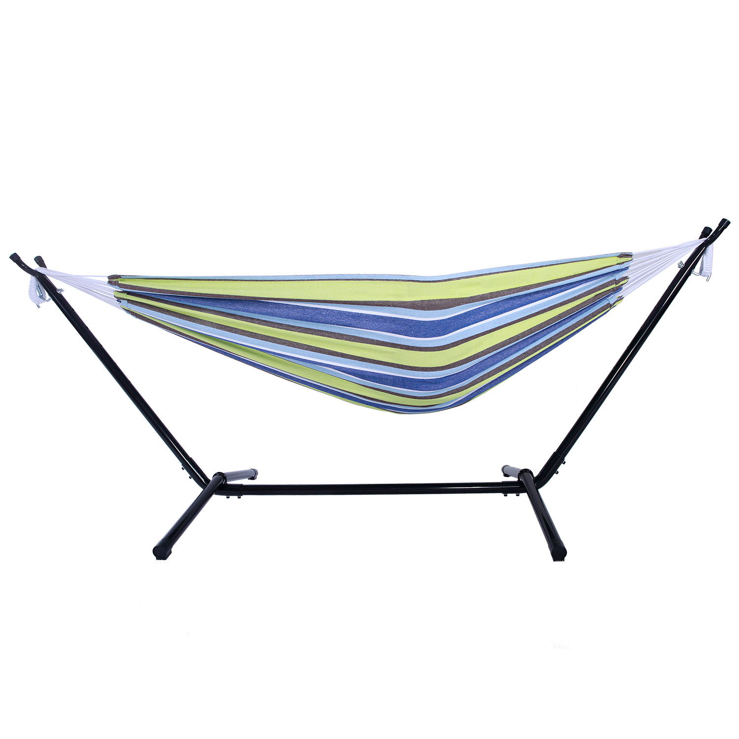 best snuggle partner about breaking the lbs couple holds for it any buying steel you portable to ideal can your hiking up review with s guide stand sunnydaze worrying camping without that hammock loves
