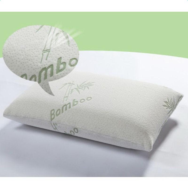 Hotel Comfort Bamboo Covered Memory Foam Pillow Queen 40 Adorable Hotel Comfort Bamboo Covered Memory Foam Pillow