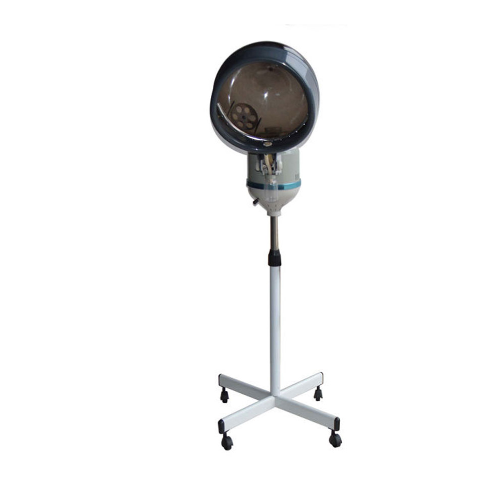 Professional Hair Steamer Rolling Stand Beauty Salon Color