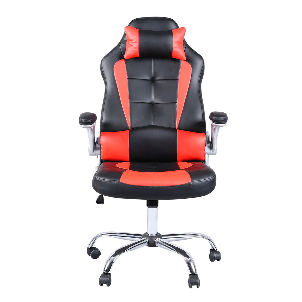 Delicieux 360 Degree Swivel Racing Gaming Chair Ergonomic Office Seat Computer Stool