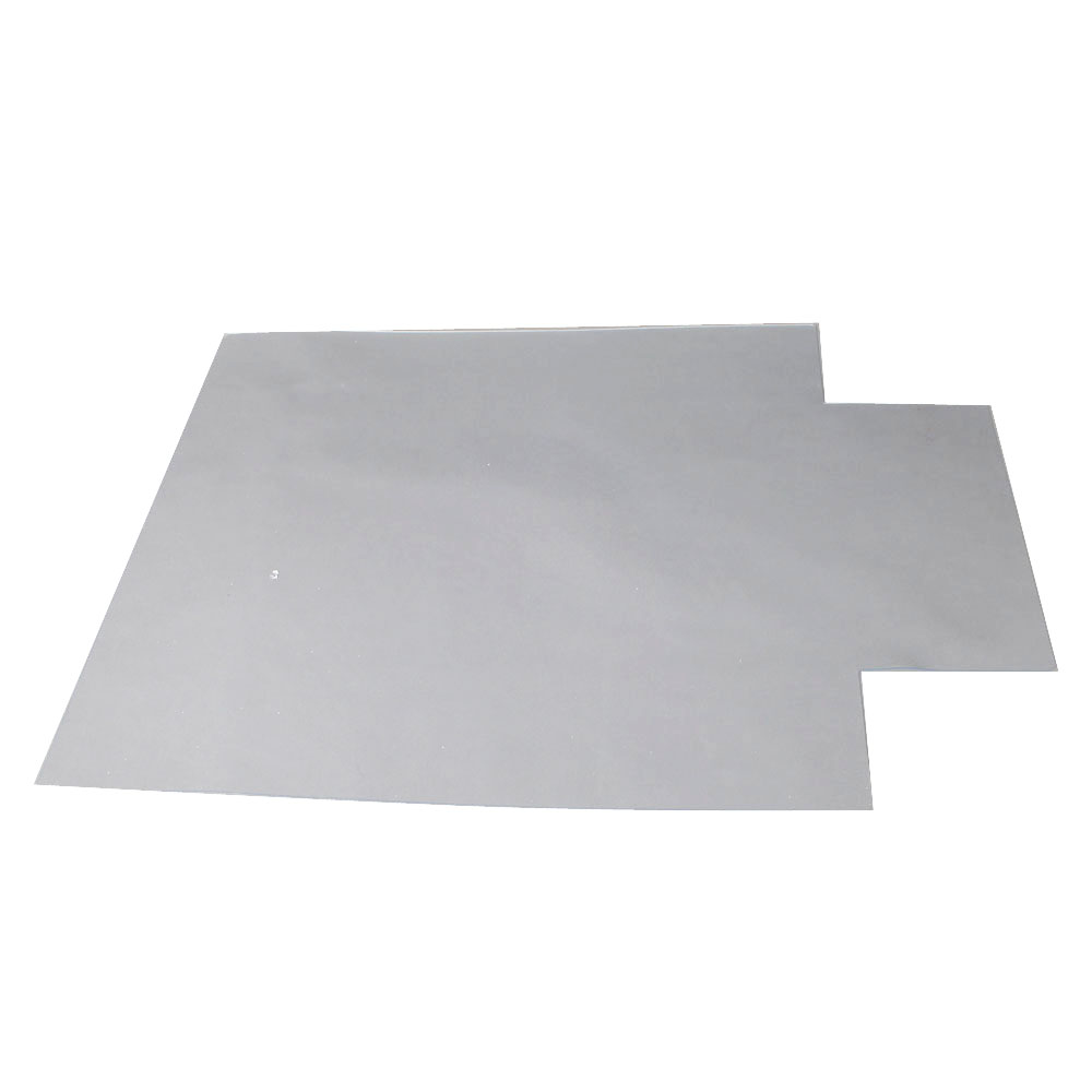 new pvc 48 x36 chair office home desk floor mat for tile wood with lip ebay. Black Bedroom Furniture Sets. Home Design Ideas