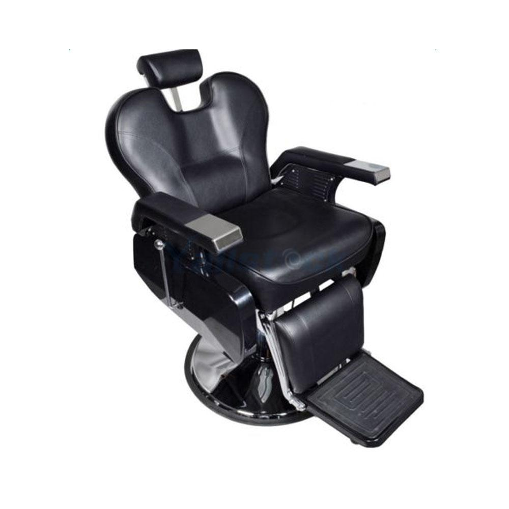 Hydraulic Barber Chair : All purpose hydraulic recline barber chairs salon beauty