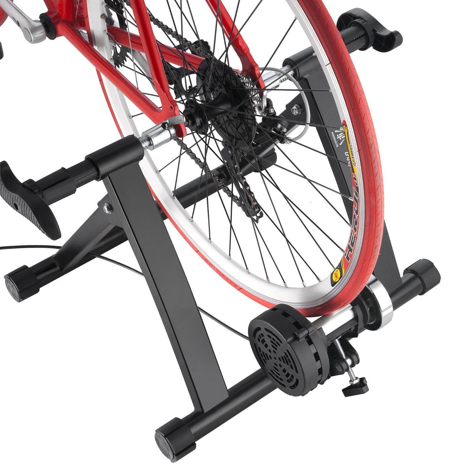 Hot Magnetic Indoor Bicycle Bike Trainer Exercise Stand 5