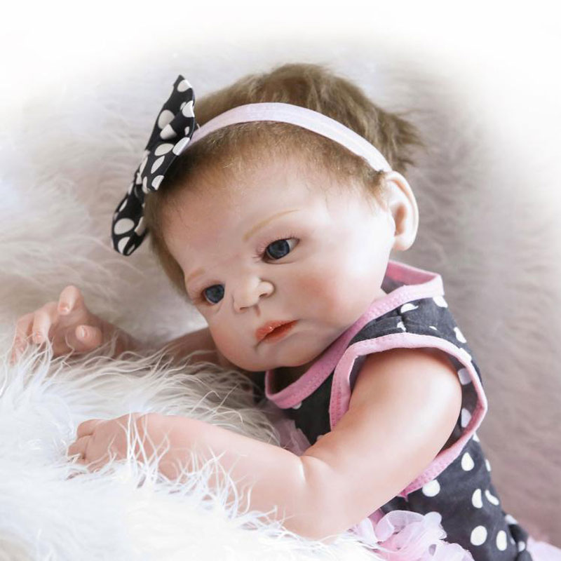 Man Cave Shower Gel Boots : Quot full body silicone vinyl dolls newborn reborn baby