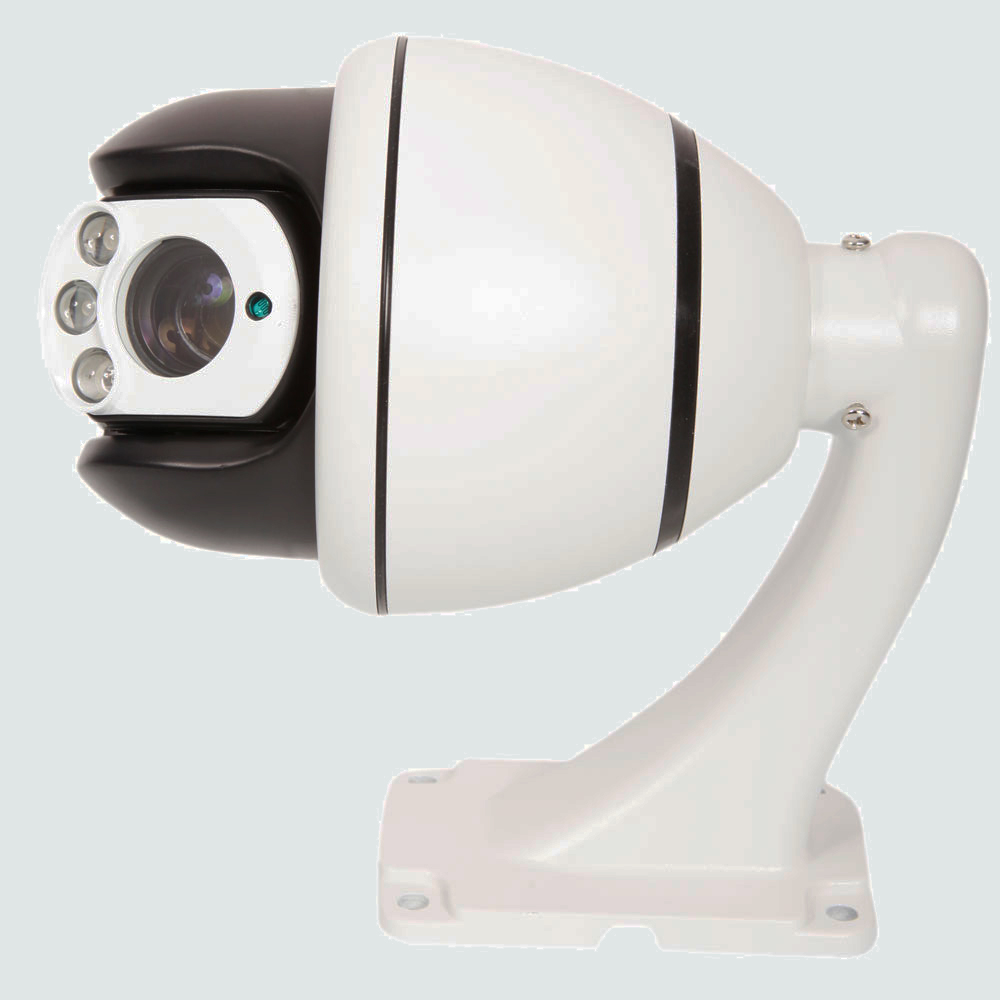 Sony Cmos 1200tvl 30x Zoom Ptz Pan Tilt Outdoor Dome Cctv