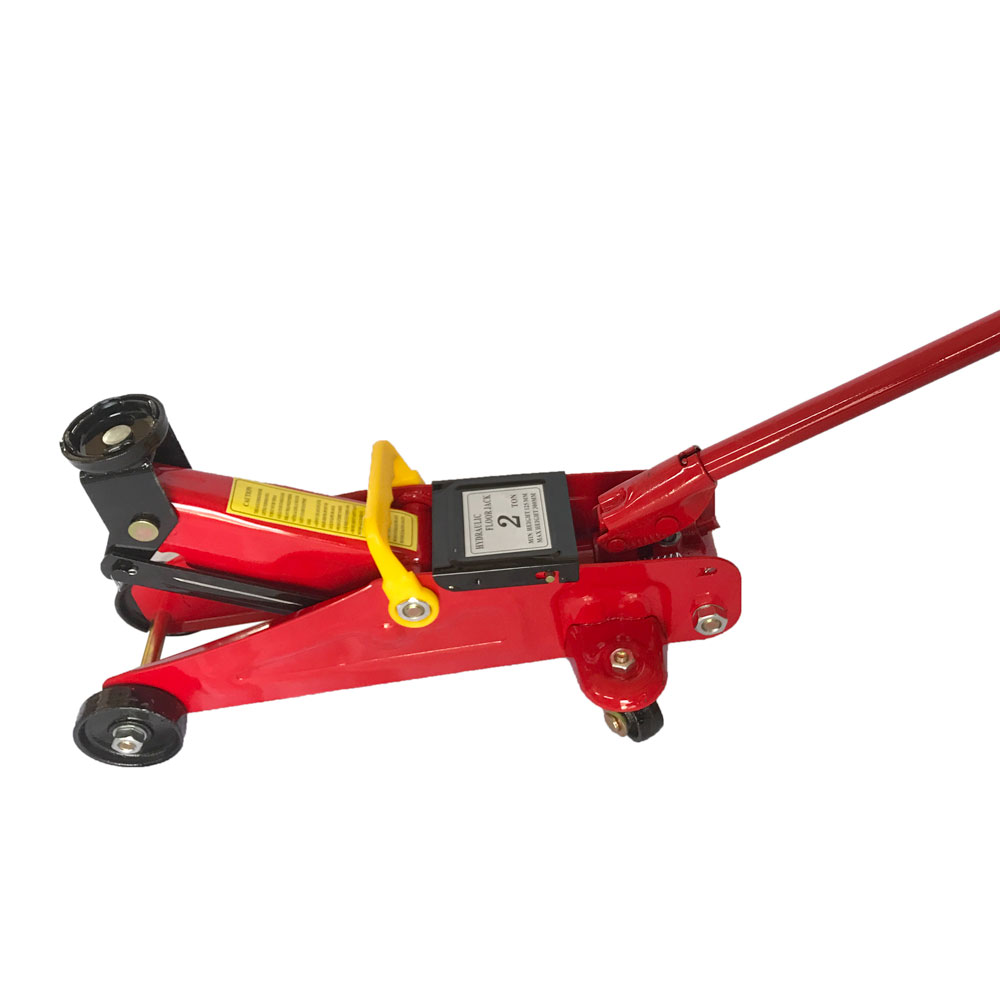 (2) Ton Portable Small Mini Floor Jack Vehicle Car Garage