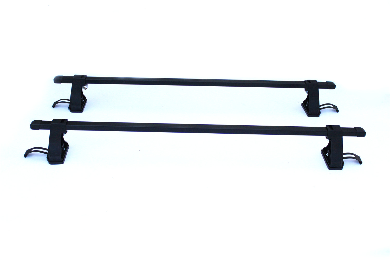 54 Quot Universal Top Roof Rack Cross Bars Luggage For 4 Door