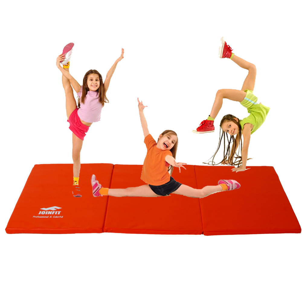 Folding Gymnastics Gym Exercise Aerobics Mats 55 Quot X24