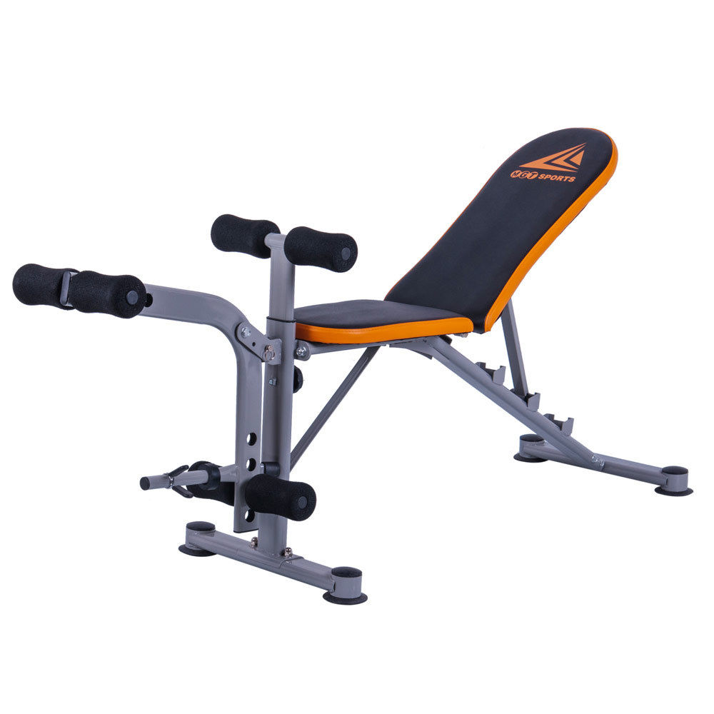 Adjustable Workout Weights: New Adjustable 3-Position Weight Bench Incline Decline